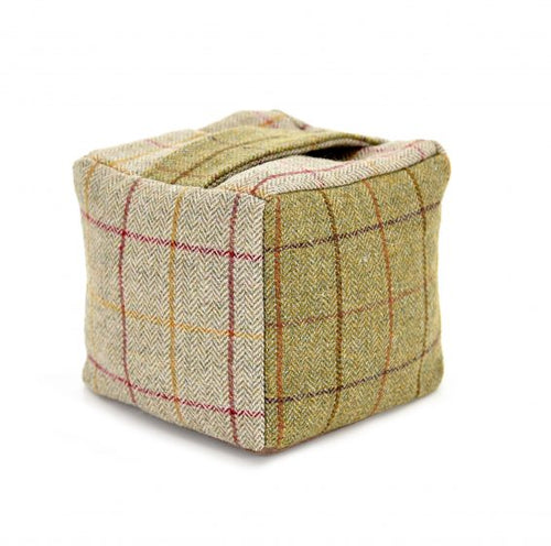 Tweedmill Tweed Doorstop - La Di Da Interiors
