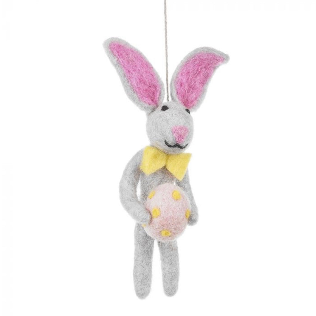 Edgar Easter Bunny Decoration