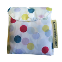 Load image into Gallery viewer, Fold Away Pouch Shopping Bag - Recycled Plastic Bottles - La Di Da Interiors