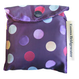 Fold Away Pouch Shopping Bag - Recycled Plastic Bottles - La Di Da Interiors