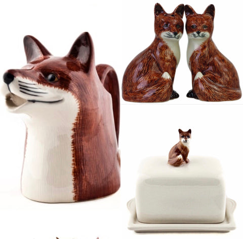 Foxy Breakfast Gift Set