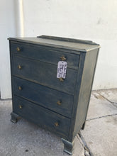 Charger l'image dans la galerie, The Bee's Knees Chest of Drawers with Golden Bumble Bees SOLD - La Di Da Interiors