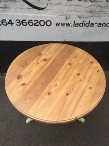 Rondo the Round Dining Table SOLD - La Di Da Interiors