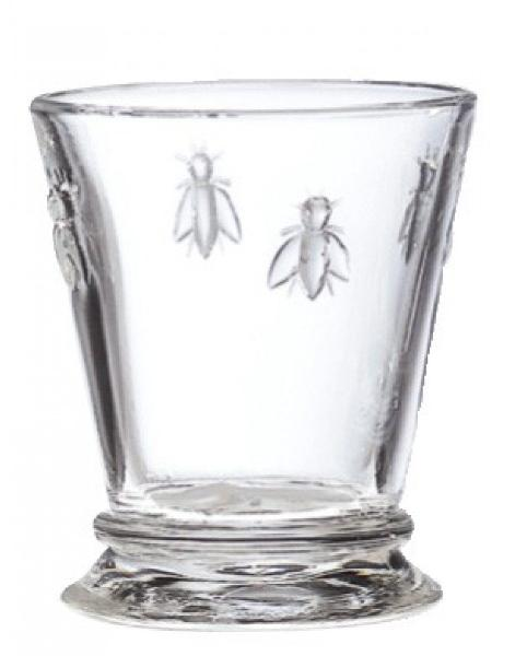 Water glass by La Rochere Bee
