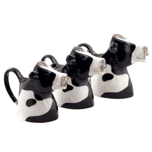 Quail Cow Milk Jugs - Friesian - La Di Da Interiors