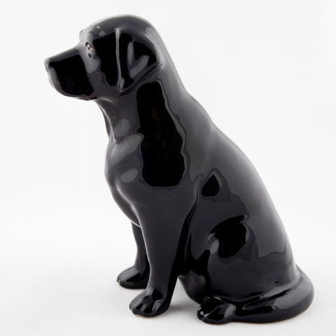 Money Box by Quail, Fox, Labrador & Border Terrier