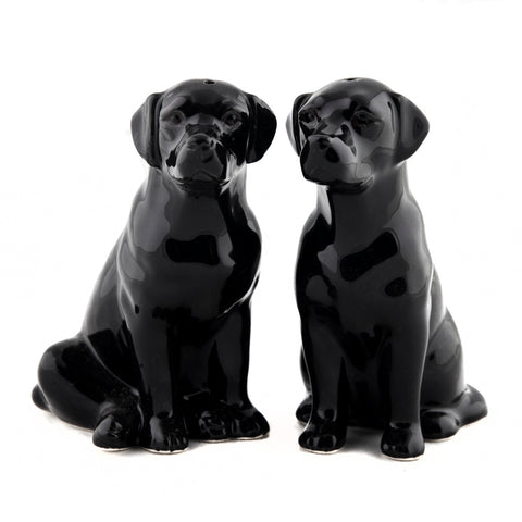 Labrador Salt & Pepper Cruet