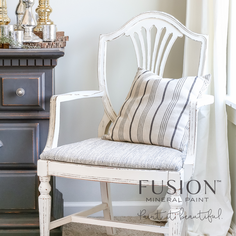 Raw Silk Fusion Mineral Paint - La Di Da Interiors