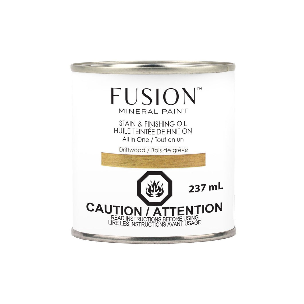 Fusion Stain and Finishing Oils - La Di Da Interiors
