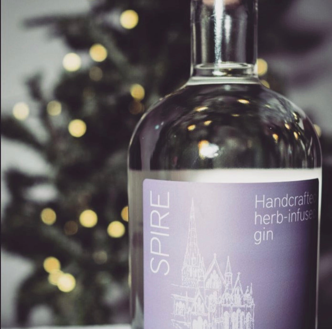 Spire Gin 70cl 37.5% by Wessex Spirits - La Di Da Interiors