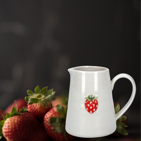Strawberry Mini Jug