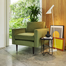 Load image into Gallery viewer, Vine Green Swyft Model 01 Armchair