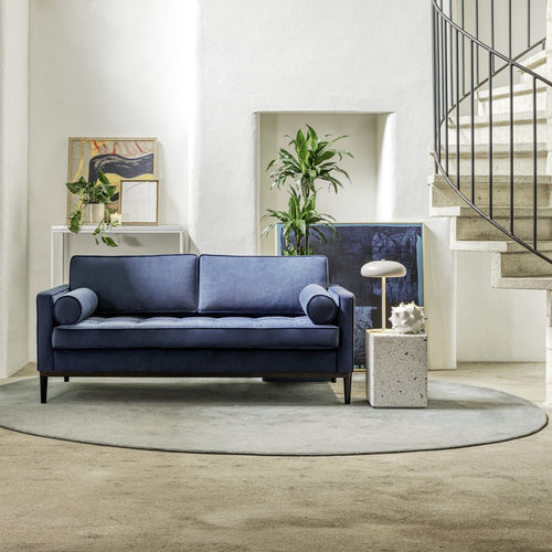 Swyft Sofa in Velvet Model 02