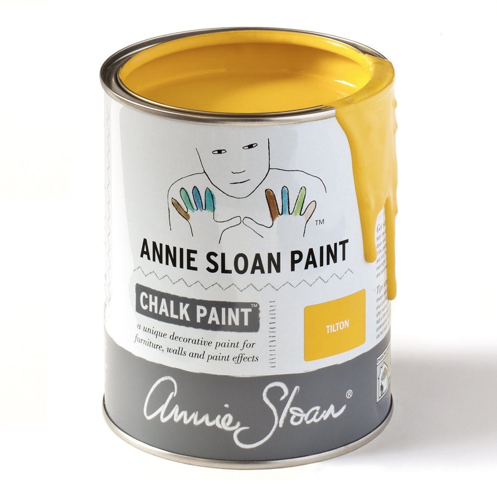 Annie Sloan Chalk Paint™ Tilton Yellow NEW - La Di Da Interiors