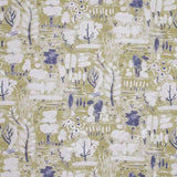 Dulcet fabric in Versailles by Annie Sloan
