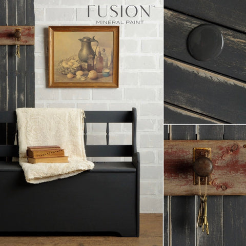 Ash Grey Fusion Mineral Paint