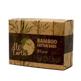 Bamboo Cotton Buds - La Di Da Interiors