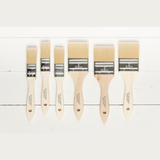 Fusion Flat Synthetic Paint Brush - La Di Da Interiors
