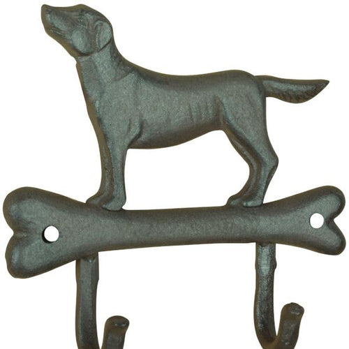 Dog on a bone hooks - La Di Da Interiors