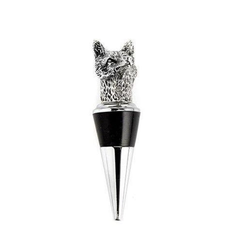 Fox Bottle Stopper - La Di Da Interiors