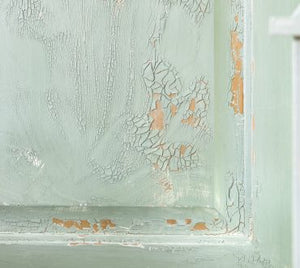 Crackle Texture Glaze by Fusion - La Di Da Interiors