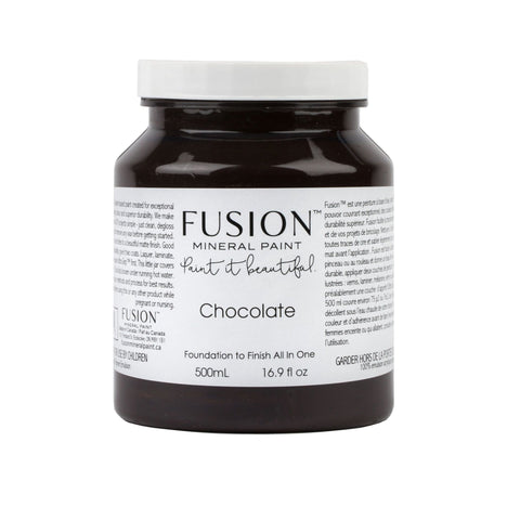 Chocolate Brown Fusion Mineral Paint