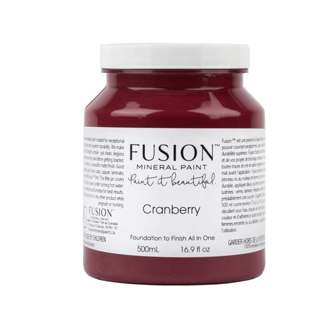 Cranberry Red Fusion Mineral Paint