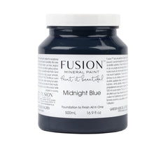 将图片加载到图库查看器,Midnight Blue Fusion Mineral Paint - La Di Da Interiors