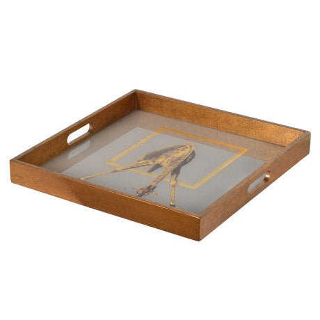 Giraffe Square Tray