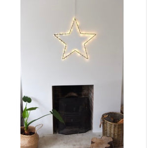 Star Light large 65cm mains operated