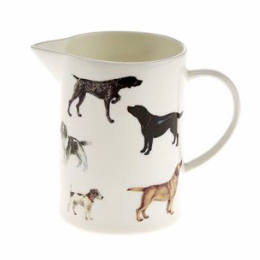Sporting Dog Jug - La Di Da Interiors