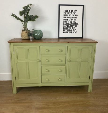 Refinished Ercol Sideboard