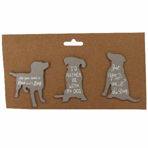 Cat or Dog Magnets Set - La Di Da Interiors