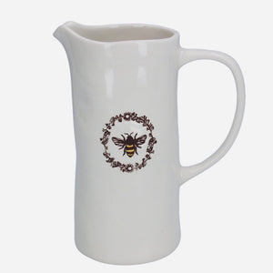 Honey bee medium jug