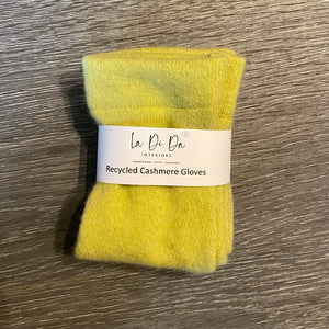 Recycled Cashmere Hand Warmers