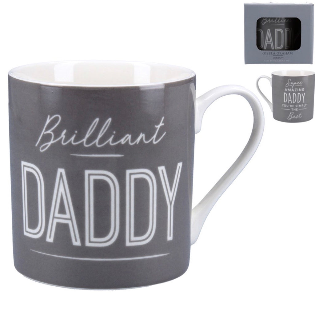 Brilliant Daddy Mug