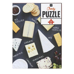250 Piece Cheese Jigsaw Puzzle