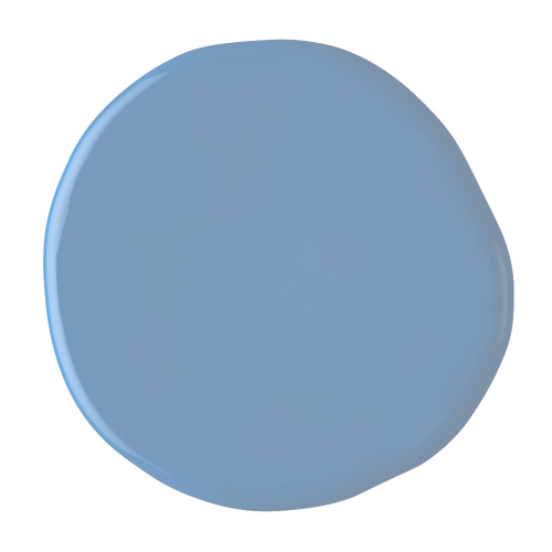 cornish pottery blue milk mineral paint