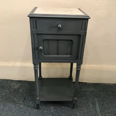 Pierre the pot cupboard beside table SOLD - La Di Da Interiors