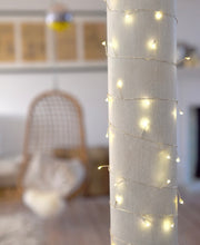 Charger l'image dans la galerie, Extra long warm white fairy lights 15m