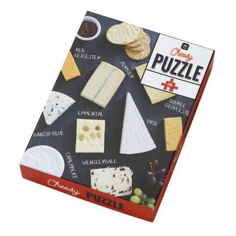 Cheese 250 piece jigsaw puzzle