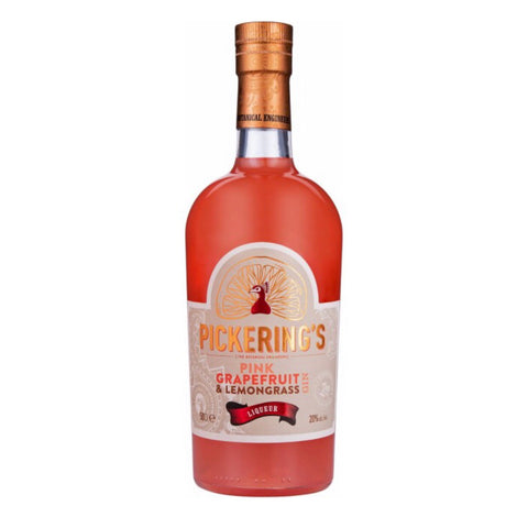 Pickering's Pink Grapefruit & Lemongrass Gin Liqueur