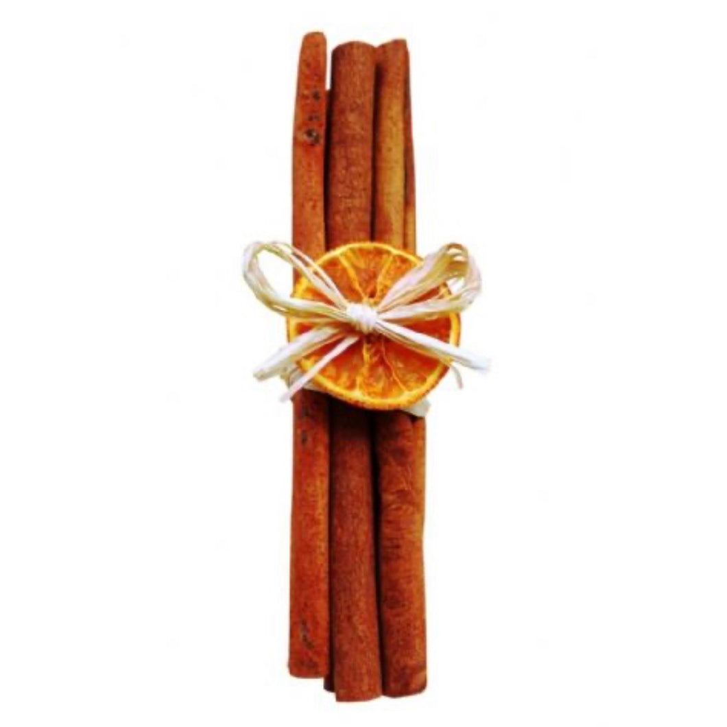 Cinnamon Sticks Scented Christmas Tree Decoration