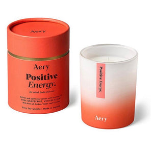 Positive Energy Candle by Aery - La Di Da Interiors