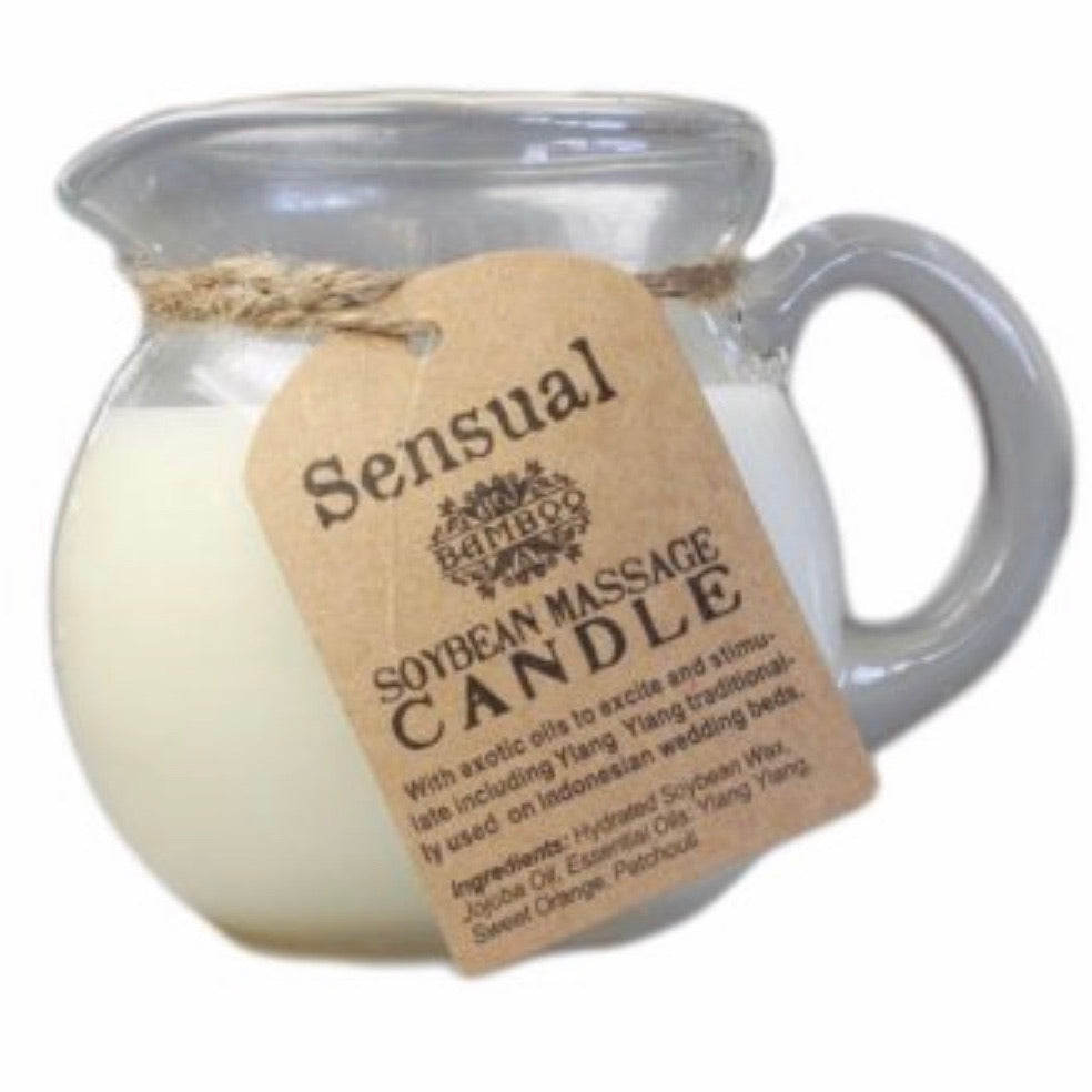 Sensual Massage Candle Jug - La Di Da Interiors