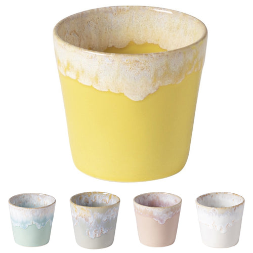 lungo cups in carious colours