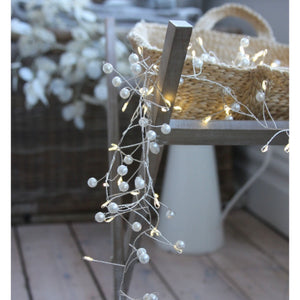 Pearl Cluster Fairy Lights