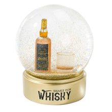 Load image into Gallery viewer, Whisky Snow Globe - Shake for Whisky!