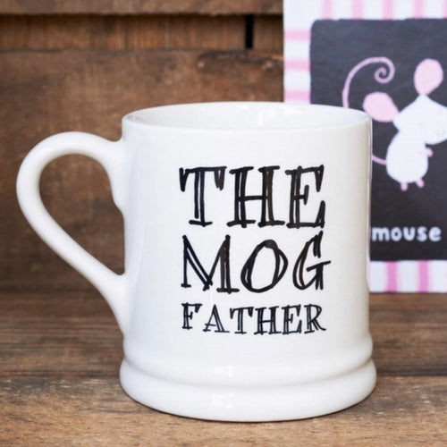 The Mog Father Mug - La Di Da Interiors