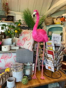 Giant Pink Flamingo